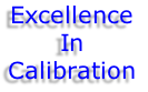 Excellence In Calibration